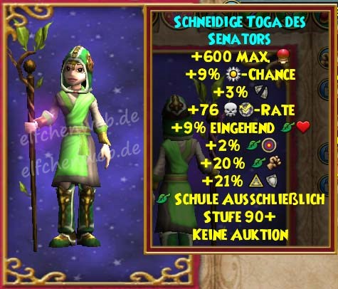 Gladiator Dimacherus (Endg ) - elfe's Wizsenspage