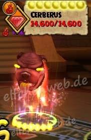 Cerberus (Feuer) - elfe's Wizsenspage - Offizielle Wizard
