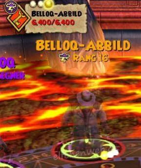 Belloq-Abbild Sturm (Gegner) - elfe's Wizsenspage