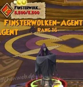 Finsterwolken-Agent (Gegner) - elfe's Wizsenspage