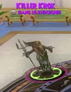 Killer Krok (Endg ) - elfe's Wizsenspage - Offizielle Wizard