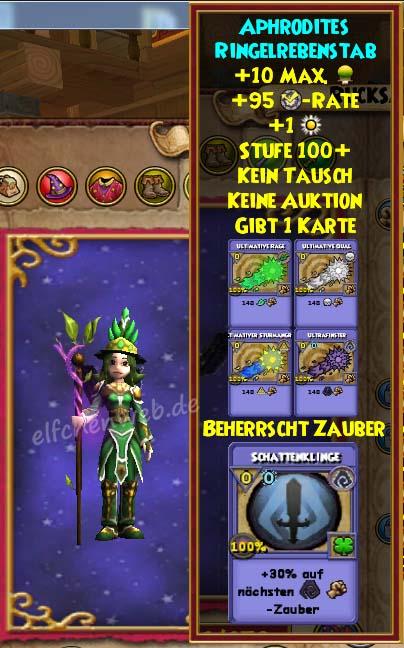 Lebensranke (Endg ) - elfe's Wizsenspage - Offizielle Wizard