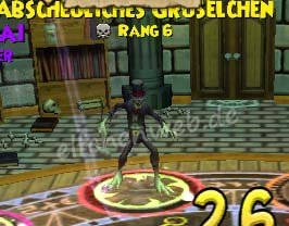Abscheuliches Gruselchen (Gegner) - elfe's Wizsenspage
