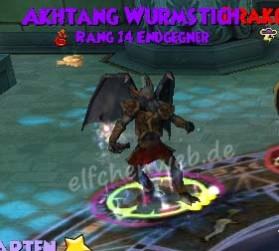 Akhtang Wurmstich (Endg ) - elfe's Wizsenspage - Offizielle